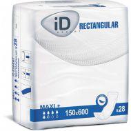 Change anatomique intraversable ID Expert 15x60cm