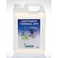 Désinfectant terminal HPH Aseptanios - bidon de 5L